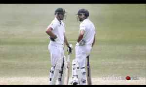 News video: Cricket Video - Du Plessis The Hero With Century On Debut As South Africa Draw - Cricket World TV