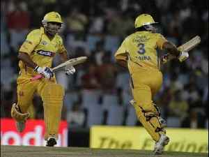 Cricket Video - Four In Four For Sydney As Chennai Super Kings Finish Strongly - Cricket World TV