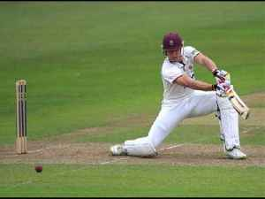 News video: Cricket Video - Nick Compton Following In Grandfather Denis Compton's Footsteps - Cricket World TV