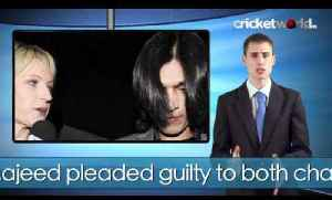 News video: Cricket World TV - Spot Fixing Cricket Trial - Pakistan Players And Agent Jailed