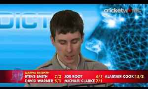 News video: Mr Predictor - Who will win the Ashes 2015? Cricket World TV