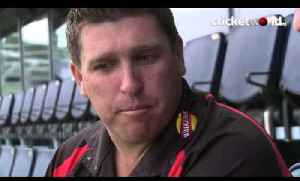 News video: Mark Cosgrove - Ashes Series Are Always Going To Be Close