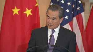 News video: Pentagon disinvites China from major U.S. military exercise