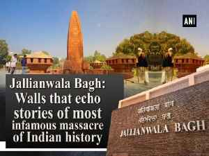 News video: Jallianwala Bagh: A place that echoes most infamous massacre of Indian history