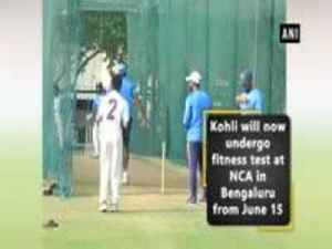 Injured Kohli ruled out of Surrey county stint [Video]