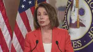 News video: Pelosi denounces intel briefings on Russia