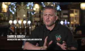 News video: Darren Gough Speaks About the Ashes 2017/18