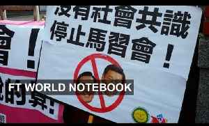News video: Taiwan divided over historic meeting | FT World Notebook