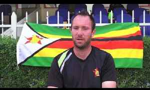 News video: Zimbabwe's Brendan Taylor on Playing in the World Cup | Cricket World TV