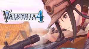 News video: Valkyria Chronicles 4 - Squad E Reporting for Duty Gameplay Trailer