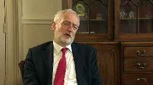 News video: Corbyn: Solution by Tories mean return to hard border