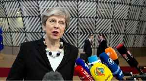 News video: Theresa May Takes The Brexit Committees Advice