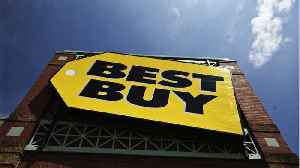 Best Buy Sees Online Sales Slow