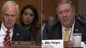 News video: Mike Pompeo: