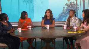 News video: The Talk - Julie Chen Says 'Lil Tay needs 1-800-Rent-A-Dragon-Mama!'