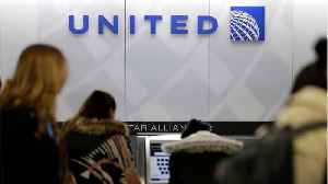 News video: United Airlines Reach Settlement With Owners of Puppy That Died In Overhead Bin