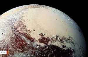 News video: Scientists Suggest A Billion Comets Came Together And Formed Pluto