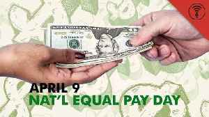 News video: Stuff You Should Know: This Day in History - April 9: National Equal Pay Day