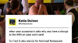 News video: The National Restaurant Association Is Not the NRA