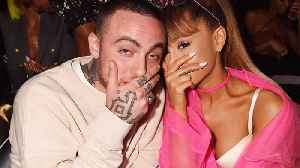News video: Mac Miller DEVASTATED Over Ariana Grande Tweet
