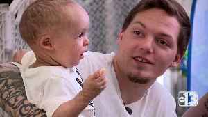 News video: Salve of salvation: Cannabis oil cream gives new hope to Baby Carter