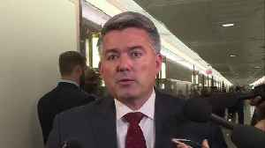News video: Sen. Cory Gardner comments after Trump cancels North Korea summit over Kim's
