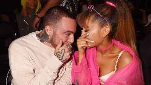 News video: Ariana Grande Opens Up About 'Toxic' Relationship With Mac Miller