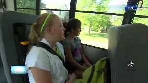 News video: Local reaction to NTSB's recommendation to have seat belts in school buses