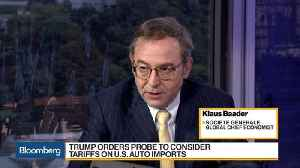 News video: SocGen's Baader Doesn't Foresee a General Trade War