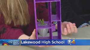 News video: Colorado High School Going To Space – Again