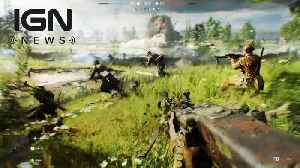 News video: Battlefield 5 Trailer Featured 'In-Engine Footage', No Lootboxes