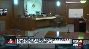 News video: Guardianship abuse cases on the rise in Florida