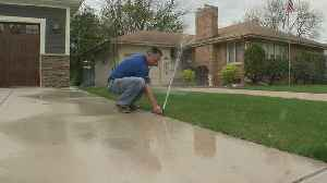 News video: Experts: Check Your Sprinklers, Avoid Wasted Water & Money