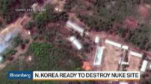 News video: North Korea Threatens to Reconsider U.S. Summit
