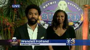 News video: 'I Was In Shock': Philly Native Wendell Holland Reacts To Winning Survivor: Ghost Island