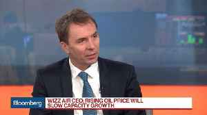 News video: Wizz Air CEO Is 'Quite Upbeat' About Market Environment