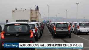 News video: Trump Argues National Security to Back Car Import Tariffs