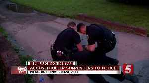 News video: Man Surrenders After Allegedly Shooting, Killing Brother In Nashville