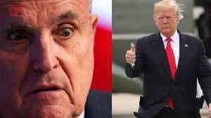 News video: Rudy Giuliani: I Haven't Spoken With Trump in a 'Couple Weeks'