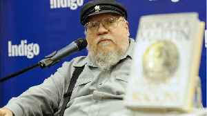 News video: George R. R. Martin's 1980 Novel 'The Ice Dragon' Will Get Animated Film Adaptation