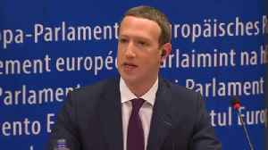 News video: Is Mark Zuckerberg Thinking More About His Legacy After EU Meeting?