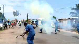 News video: Burundi accused of widespread rights abuses before referendum