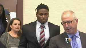 News video: REUBEN FOSTER: Judge dismisses domestic violence charges against Reuben Foster