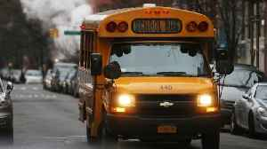 News video: NTSB Recommends All New School Buses Have Seat Belts