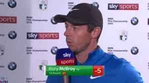 Rory pleased with improvements