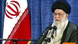 News video: Iran's leader to Europe: Fulfill demands or nuclear deal's dead