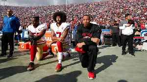 News video: Does National Anthem Policy Change Impact Colin Kaepernick, Eric Reid?