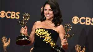 News video: Julia Louis-Dreyfus To Receive Kennedy Center Prize For Comedy