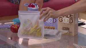 News video: Allergy-Friendly Snacks For Memorial Day Weekend Trips