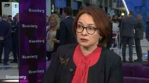 News video: Russia's Nabiullina Says Putin's Economic Plan Is Ambitious But Achievable
